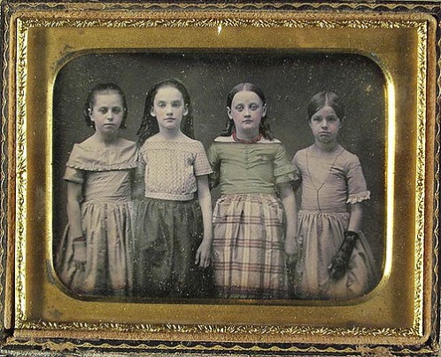 The technical limitations of Daguerreotypes severely limited personal expression.