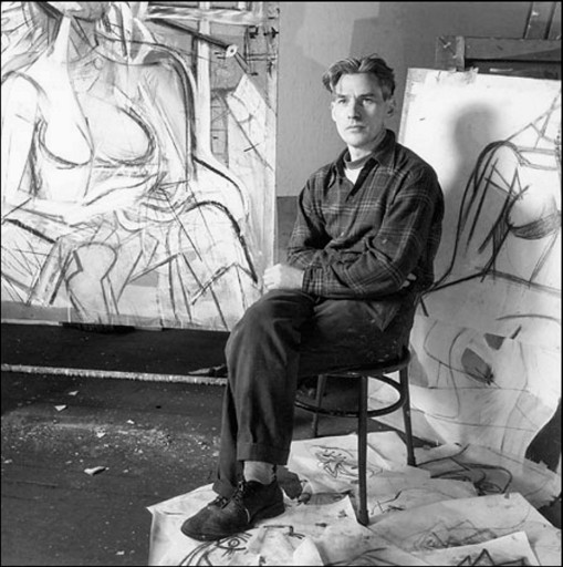Painter Willem de Kooning was stil able to create significant work suffering from advanced dementia.