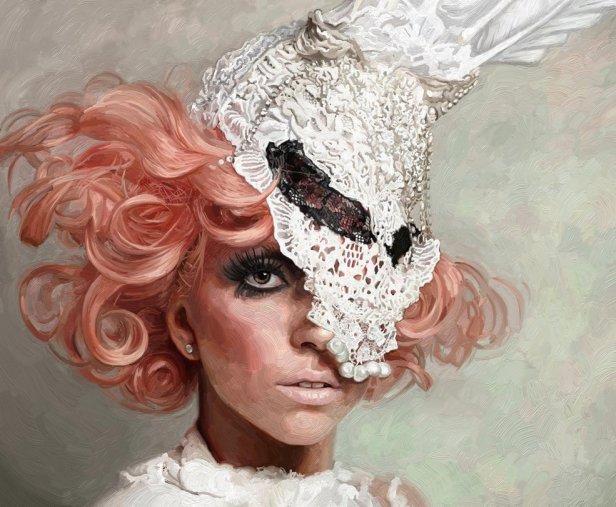 lady_gaga_portrait_by_miximilimix2-d4irknw