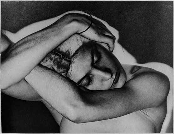 Man Ray achieved surrealistic results using a variety of darkroom effects.