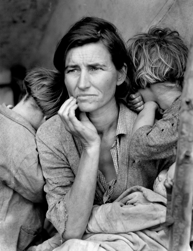 dorothealange_migrantmother