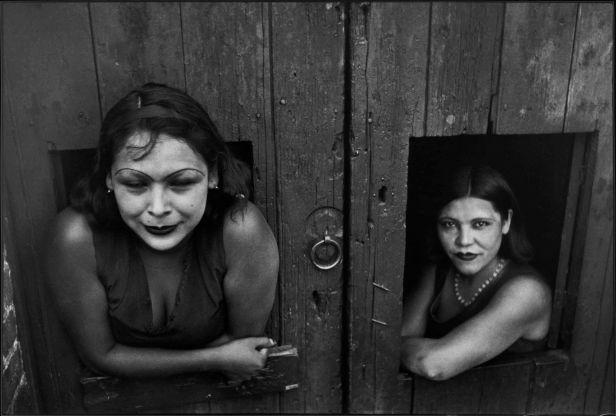 MEXICO. Mexico City. ProstituÈes. Calle Cuauhtemoctzin. 1934.