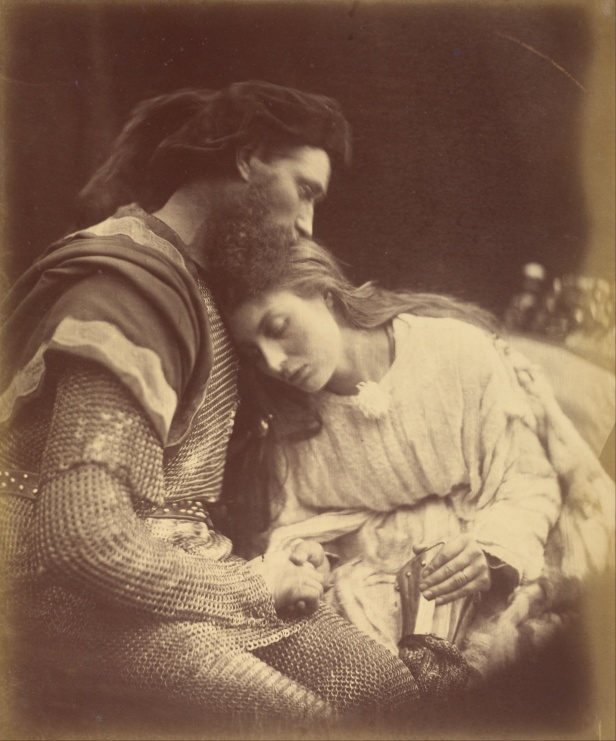 julia_margaret_cameron_british_born_india_-_parting_of_sir_lancelot_and_queen_guinevere_-_google_art_project