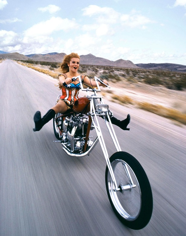 douglas-kirkland-ann-margret-on-chopper-1971