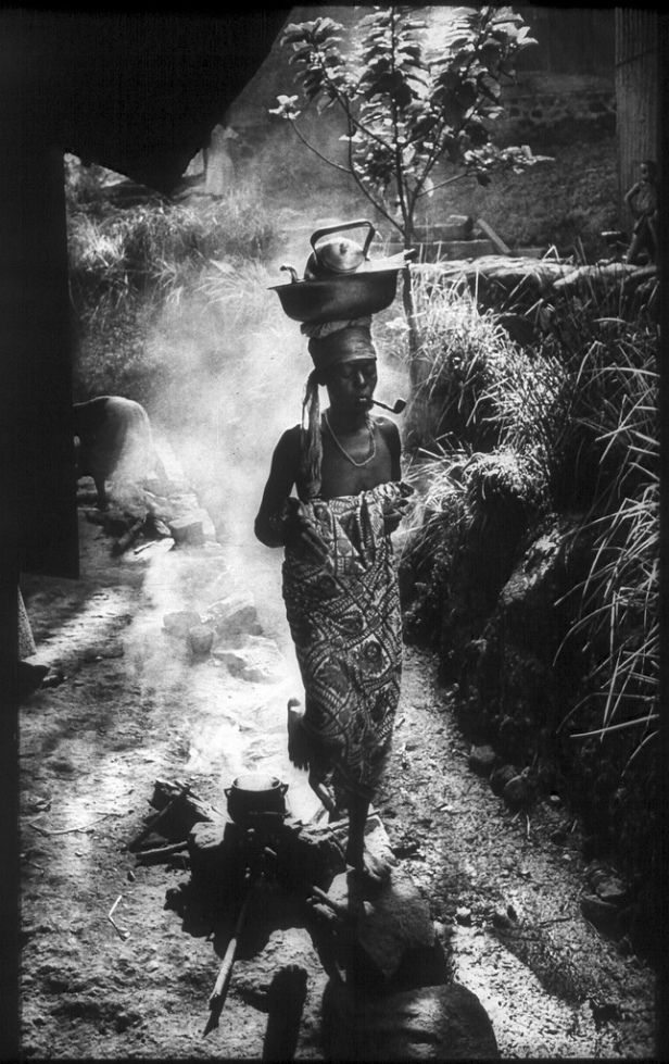 w. eugen smith gabon africa 1954