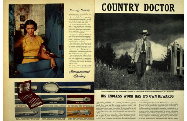 Country doctor photo essay
