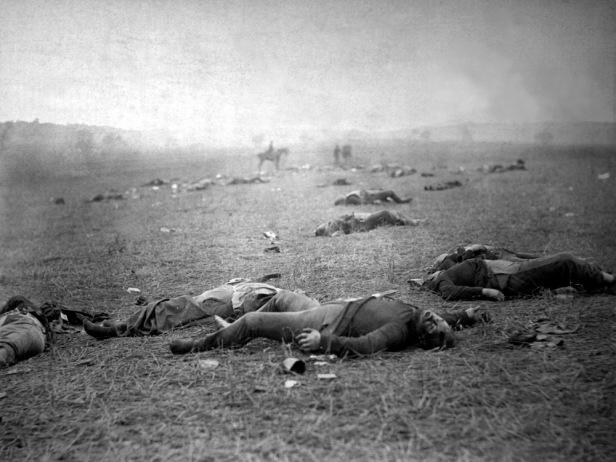 Mathew-Brady-Battle-of-Gettysburg