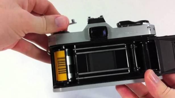 loading camera