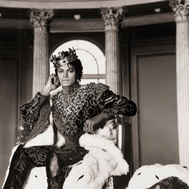 003 Michael Jackson King