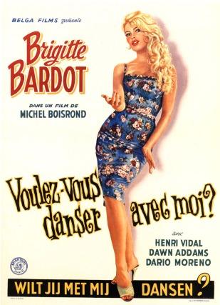 Brigitte Bardot poster 04