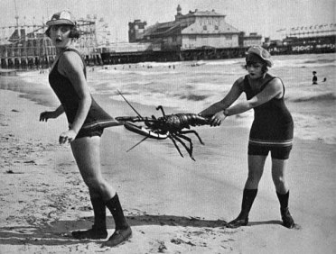 Vintage Snapshots of Summer Fun on the Beach (13)