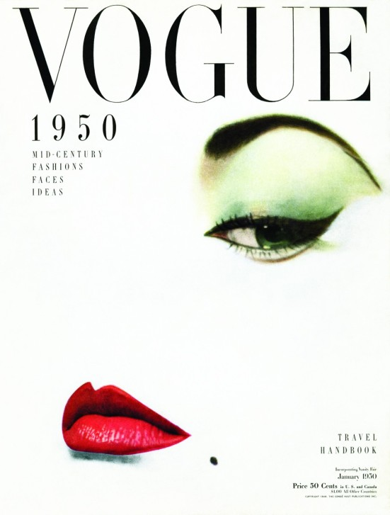 Erwin-Blumenfeld-Vogue-January-1950-Cover-e1407260674249