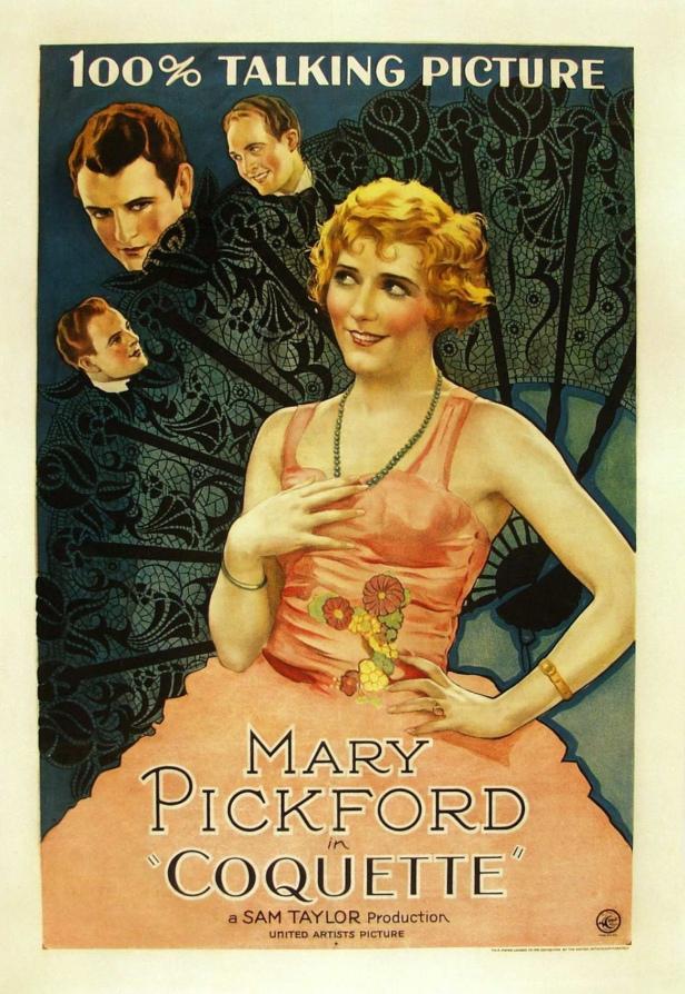 Poster - Coquette (1929)_01