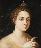 Lempertz-1027-47-Old-Masters-and-19th-Century-Paintings-Venetian---school-of-the-16th-century-Portrait-of-a-Lady-possi