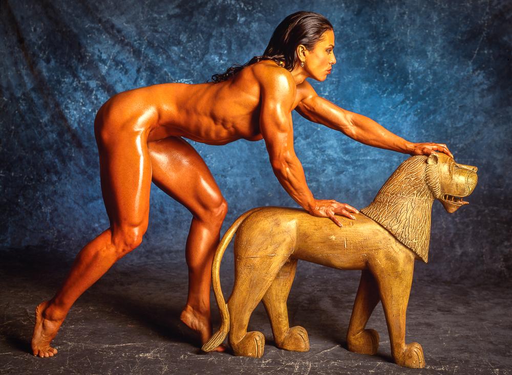 Bruneau nude sharon