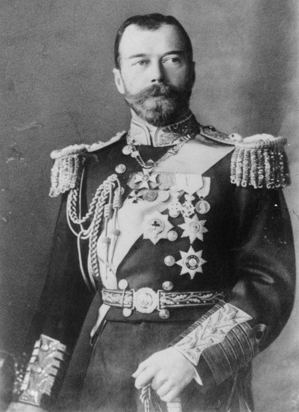 Tsar-Nicholas-II