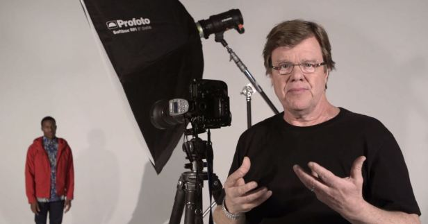 Joe McNally Explains Lighting Ratios