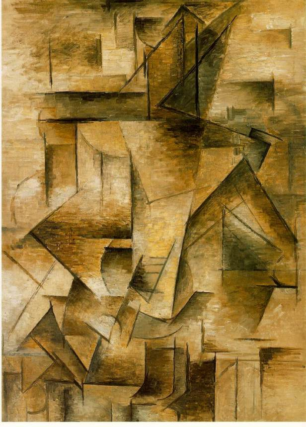 Picasso-The_Guitar_Player-Analytic Cubism
