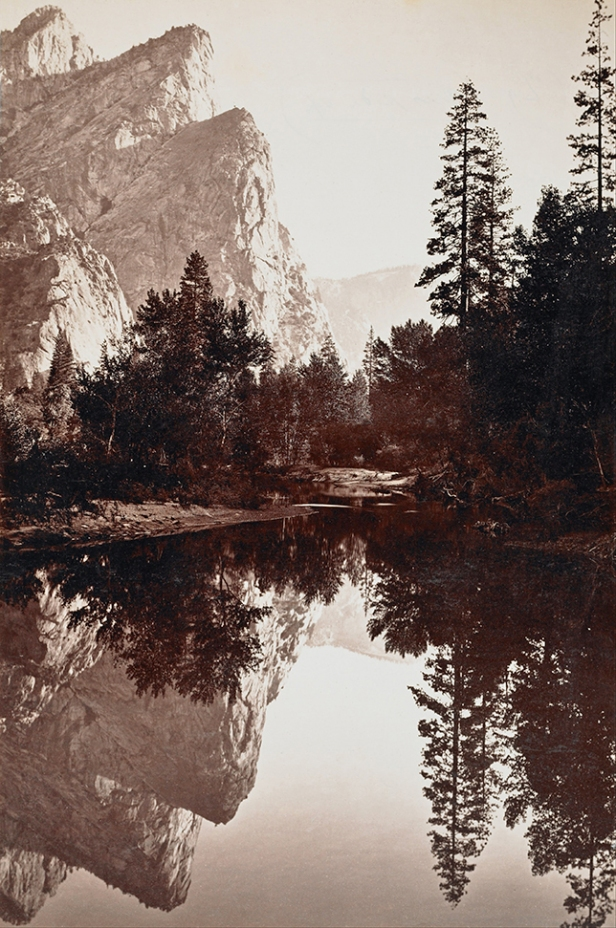 03-carleton-watkins-yosemite-three-brothers