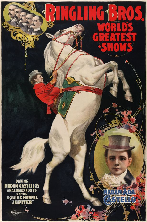 1920px-Flickr_-_…trialsanderrors_-_Madam_Ada_Castello_and_Jupiter,_poster_for_Ringling_Brothers,_ca._1899