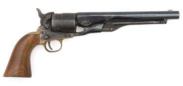 1860 Colt Army Percussion Revolver