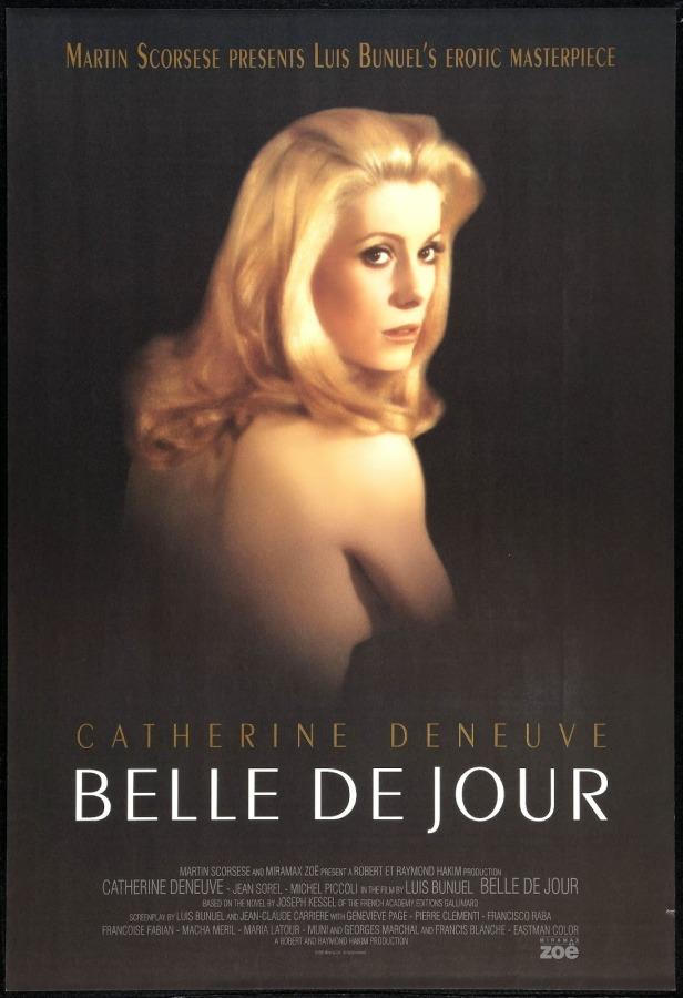 Belle de Jour poster 1