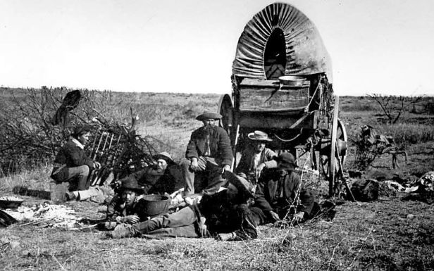 buffalo hunters 1877