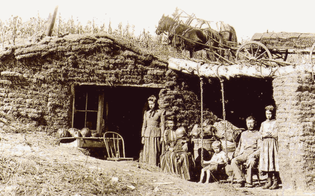 dugout_and_sod_house_Nebraska_1890