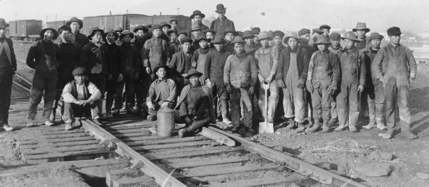 levis railroad workers