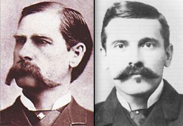 wyatt earp-doc holliday