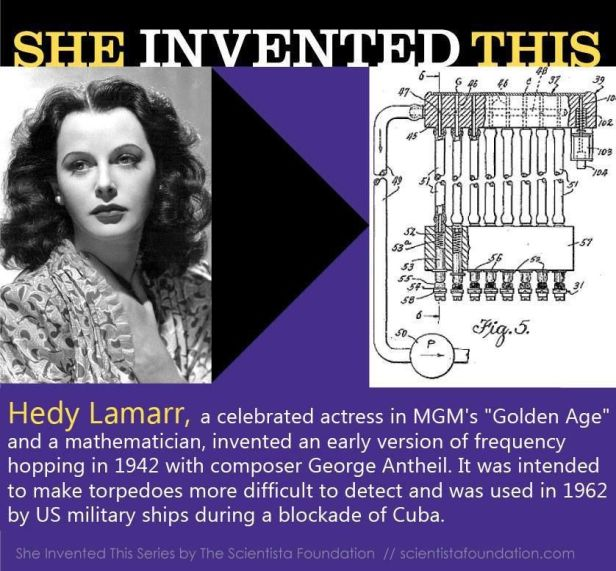 hedy inventor