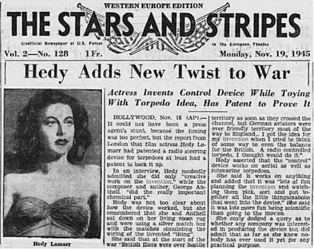 hedy-lamarr-newspaper