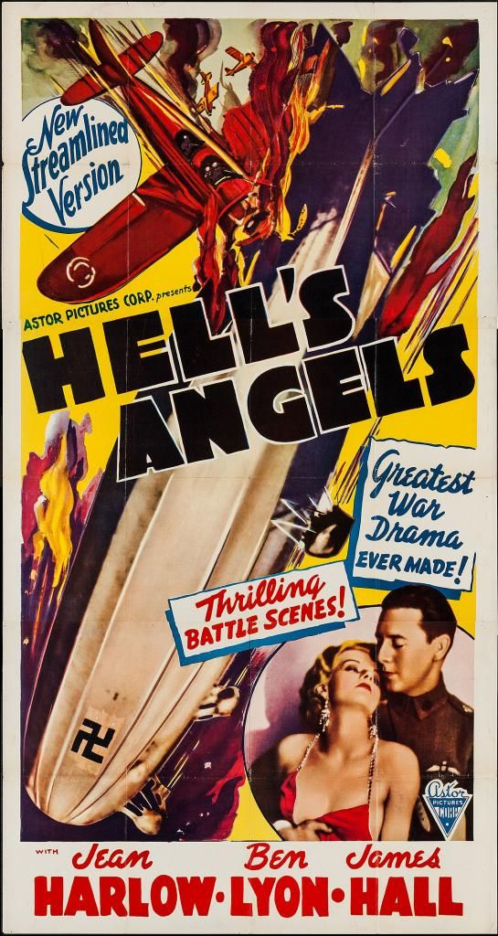 hells angeles poster