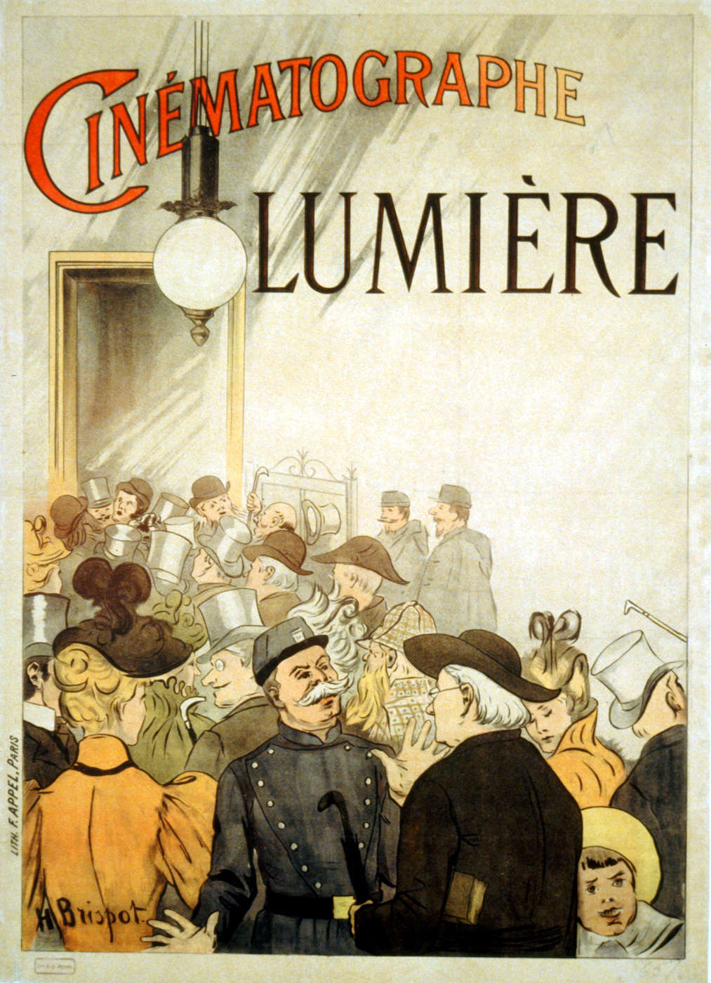 AUGUSTE & LOUIS LUMIERE: Fathers of the Cinema – Bill Dobbins On
