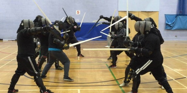 historic fencing