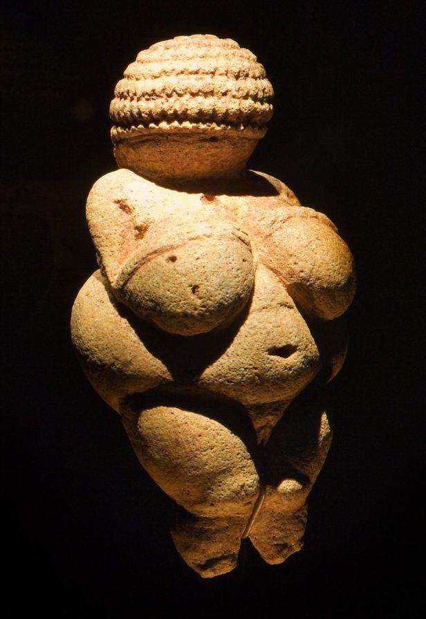 Willendorf Venus Natural History Museum, Vienna, Austria