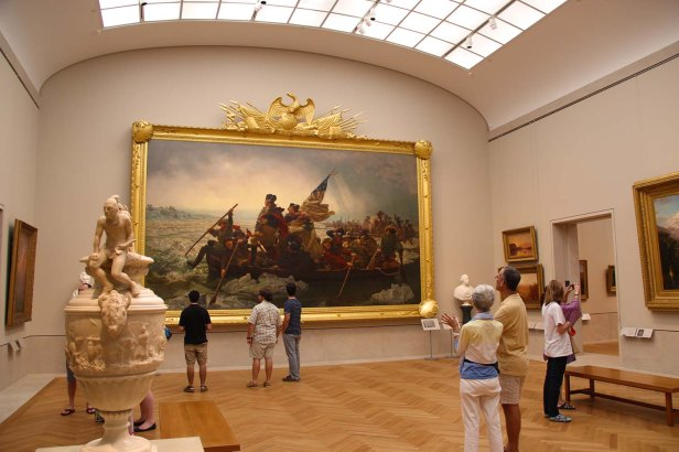 Washington-Crossing-the-Delaware.-Metropolitan-Museum-of-Art-New-York