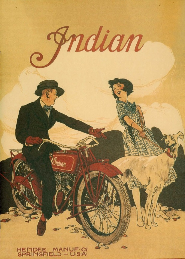 Enj-89866-Indian-Motorcycle-Ad-Poster